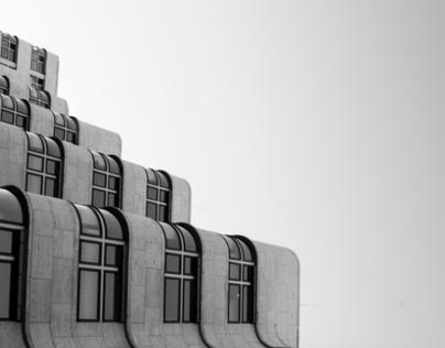 Architecture (Black and White)