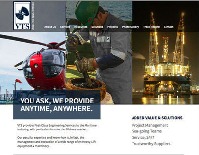 VTS | Company Website