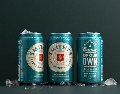 Smithy's Easy Drinking Lager