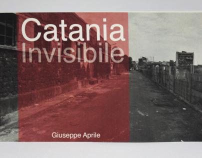 Catania Invisibile - Libro d'Artista.