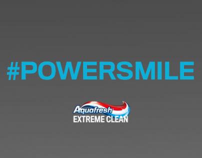 #Powersmile