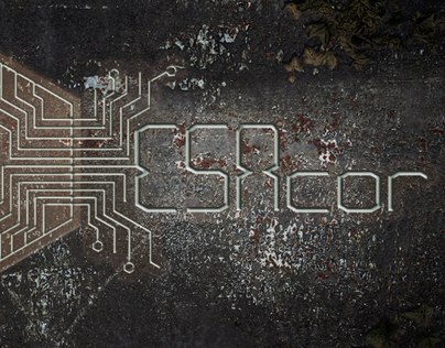 Project ESAcor | Logo Design and Panel for event