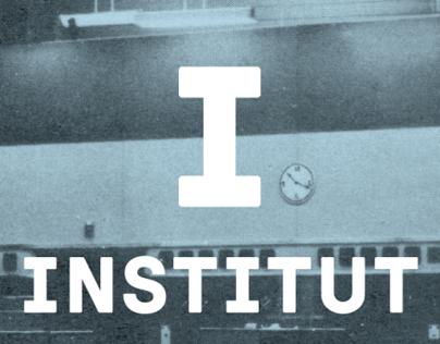 Institut Typeface