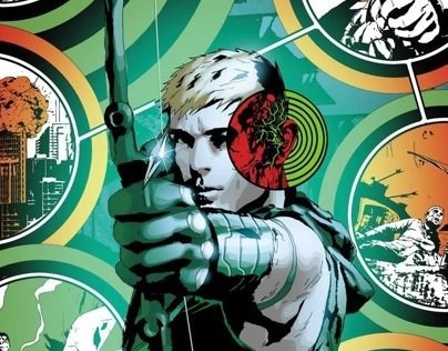 Pages - Green Arrow