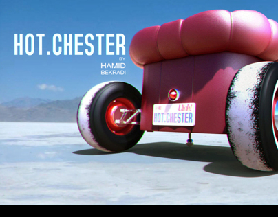 HOT.CHESTER SOFA