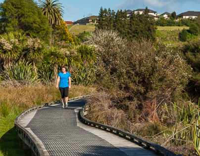 Tauranga Walkways, NZ