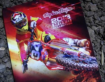 Troy Lee Designs Moto Catalog 2013