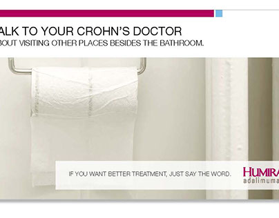 "Humira Crohn's ""Talk to Your Doctor"""