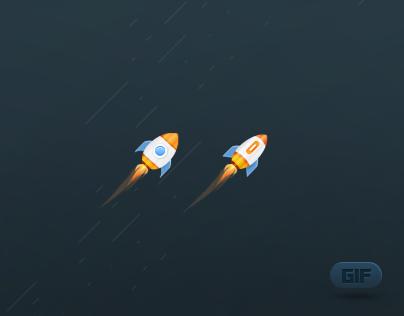 Rocket [GIF]