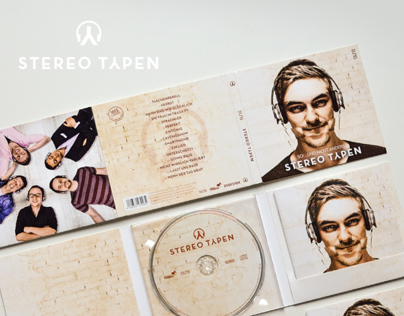 Stereo Typen - Album Artwork