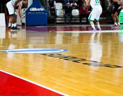 Cimberio Varese Basket Eurocup