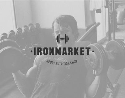 Ironmarket branding