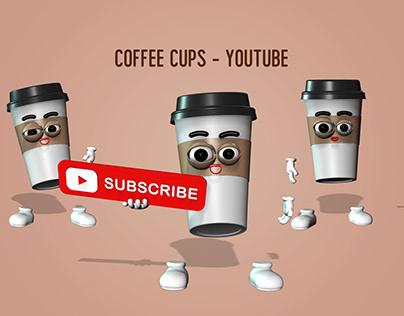 Coffee Cups - Youtube