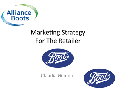alliance boots marketing essay