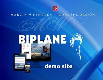 Biplane demo site