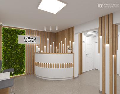 Pellucci Academy (Beauty Academy - interior design)