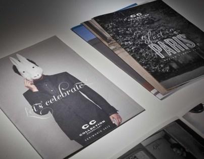 Corneliani Fashion Catalogues