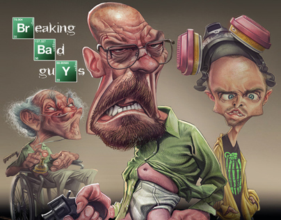 Breaking Bad Guys