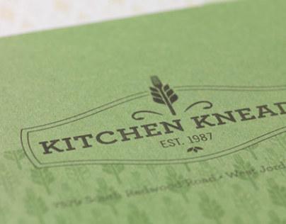Kitchen Kneads Brand Identity