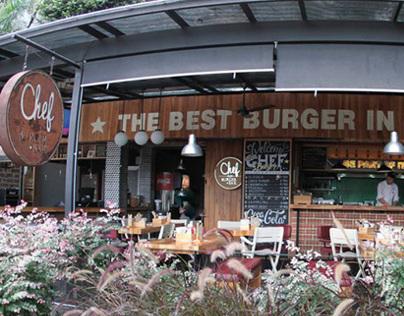 Chef Burger Poblado