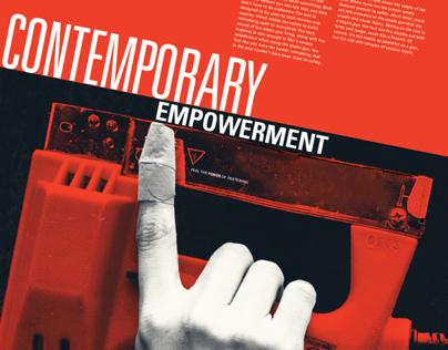 Connotative & Denotative Posters