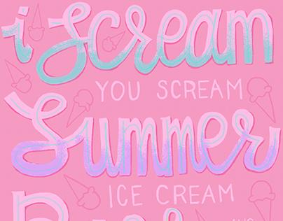 Summer Party   Adobe Live Photoshop Creative Challenge