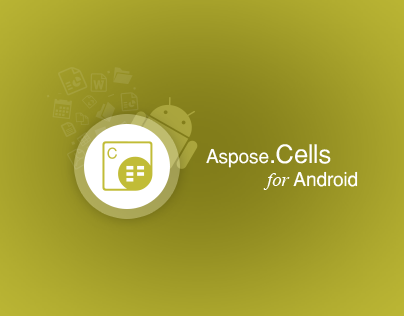 Aspose.Cells for Android
