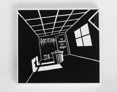 Artifisio - La tonada del árbol CD Packaging