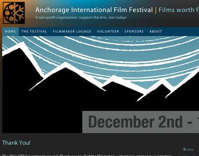 Anchorage International Film Festival Website