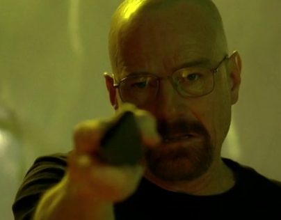 Breaking Bad lives on-Funny Promo