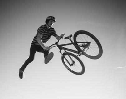 Troy Lee Designs Mountain Bike Action Advertising