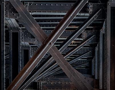 Paris : sous le pont