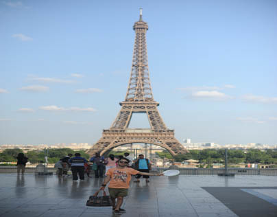Parisienne fashion mood