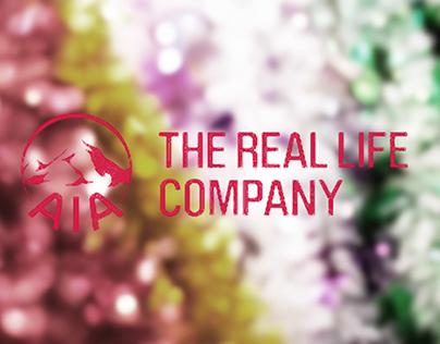AIA Campaign - Celebrate Real Life Moments