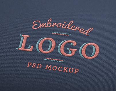 PSD Logo Mock-Ups