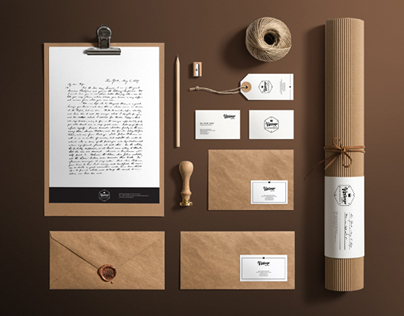 Stationery Mock-Up