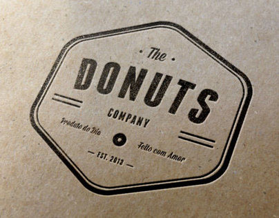 The Donuts Company - Brand Identity