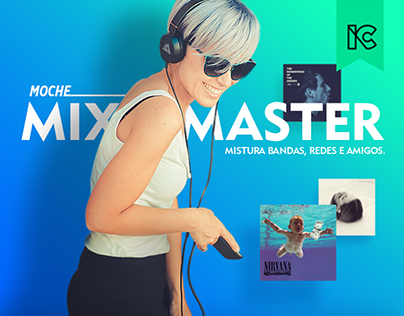 Moche Mix Master