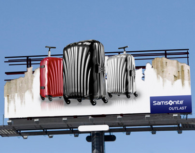 Samsonite Outlast Campaign