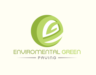 Enviromental Green Paving