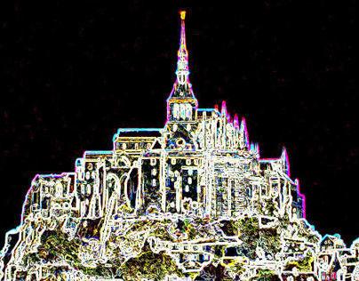 Mont Saint-Michel - 2013