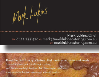 Mark Lukins Catering