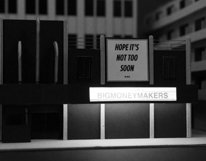 "clip ""Hope It's Not Too Soon"" du groupe BIGMONEYMAKERS"
