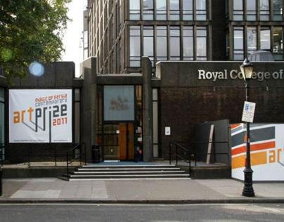 MOP CAP 2011 / Royal College of Art