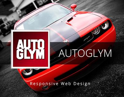 AutoGlym (PVT) LTD Responsive Web Design