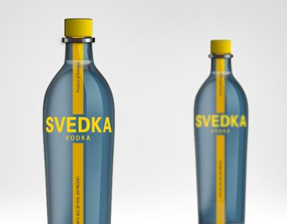 SVEDKA Vodka, Before / After