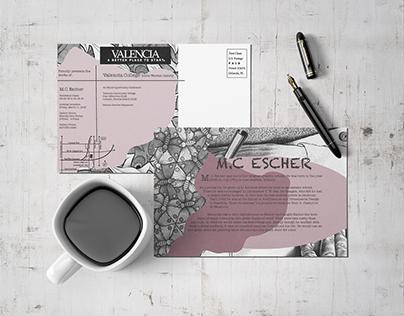 Graphic Design Demo Postcard