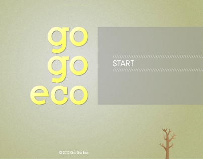 Go Go Eco // Awareness