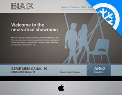 BIAIX | Welcome to the new virtual showroom