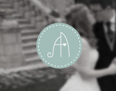 Ale & Albi wedding stationary
